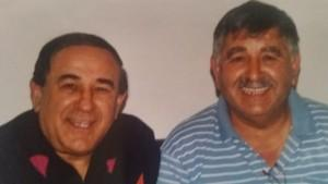 Ivan Barišić sa bratom Milanom / Foto: Fenix