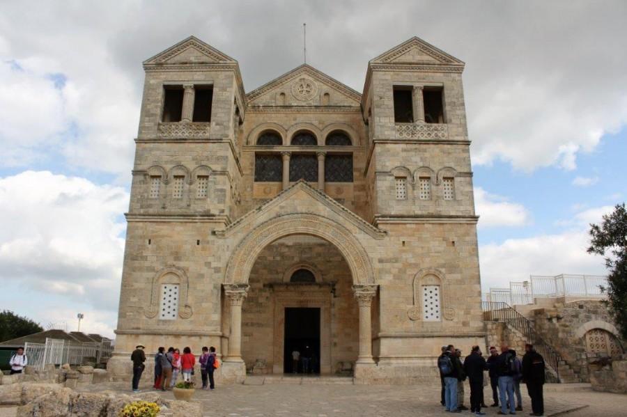 Crkva na gori Tabor / Foto: Fenix