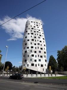 Smjestajni objekt Vukovar na Hrvatskom vojnom učilištu Dr.Franjo Tužman / Foto: Hina