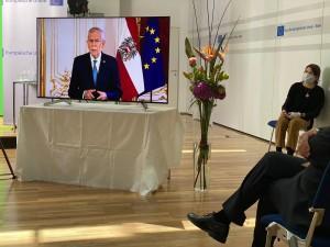 Predsjednik Austrije Van der Bellen /Foto:  Fenix (Veleposlanstvo RH Beč)