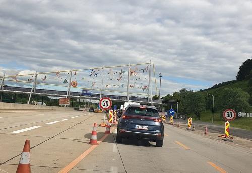 (FOTO) POVRATAK IZ HRVATSKE U NJEMAČKU: Hrvatica koja se vraća u Njemačku otkriva situaciju s graničnih prijelaza i autocesta