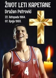 Drazen Petrovic in memoriam