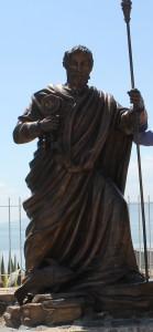 Kip Sv. Petra na Galilejskom jezeru / Foto: Fenix
