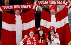 Navijači Danske (ilustracija) / Foto: Hina