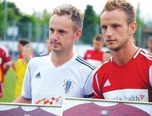 Dejan i Ivan Rakitić / Foto: Fenix (S.P.)