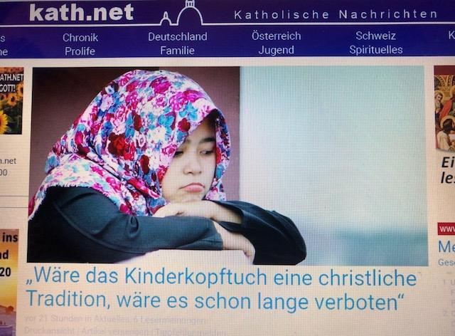 Naslov i slika iz Kath.net / Foto: Preslik