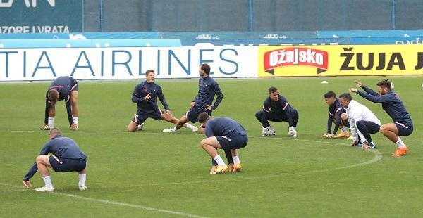trening Hrvatske