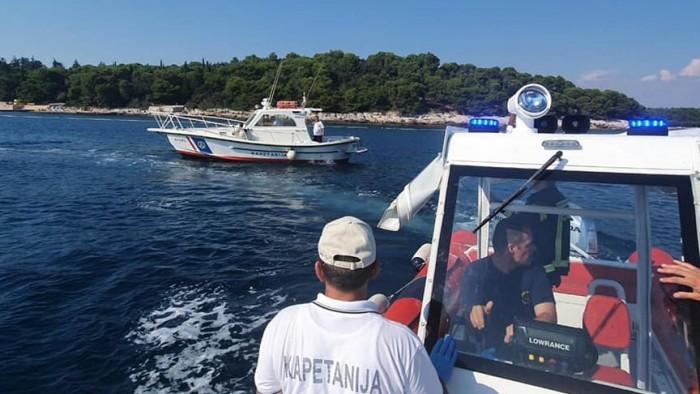 U moru kod Pule pronađeno mrtvo tijelo muškarca