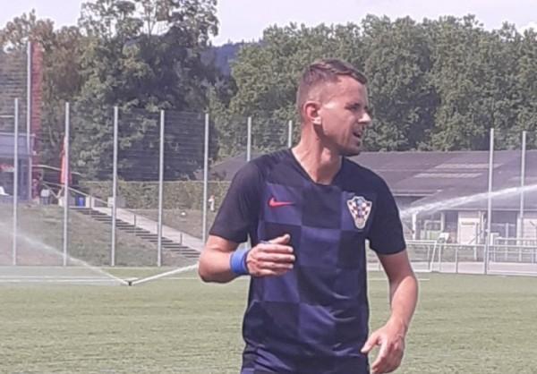 Arhivska snimka trenera i igrača Croatije Stanislava Blažanovića / Foto/ Fenix (Ivan Barišić)