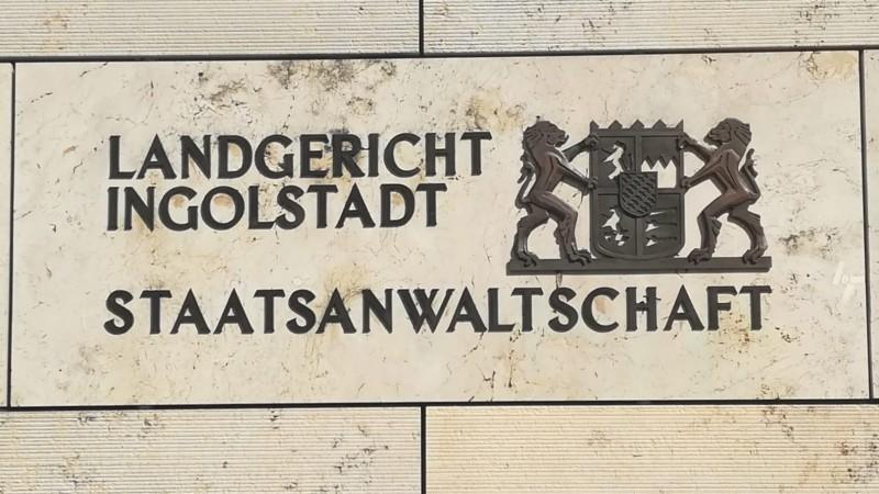 Natpis suda u Ingolstadtu / Foto: Fenix (S.P.)