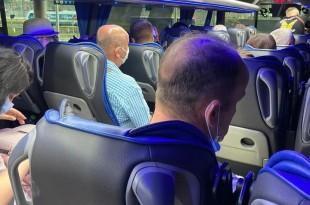 autobus sjedala