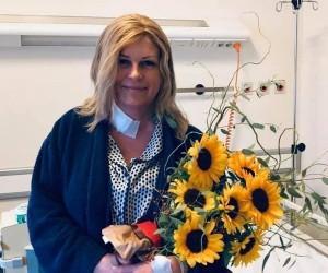 Bivša predsjednica nakon uspješne operacije / Foto: Fenix (Facebook Kolinda Grabar-Kitarović)