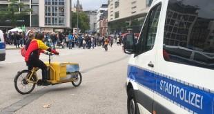 Policija Frankfurt