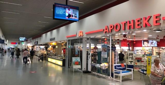 Trgovacki centar njemacka