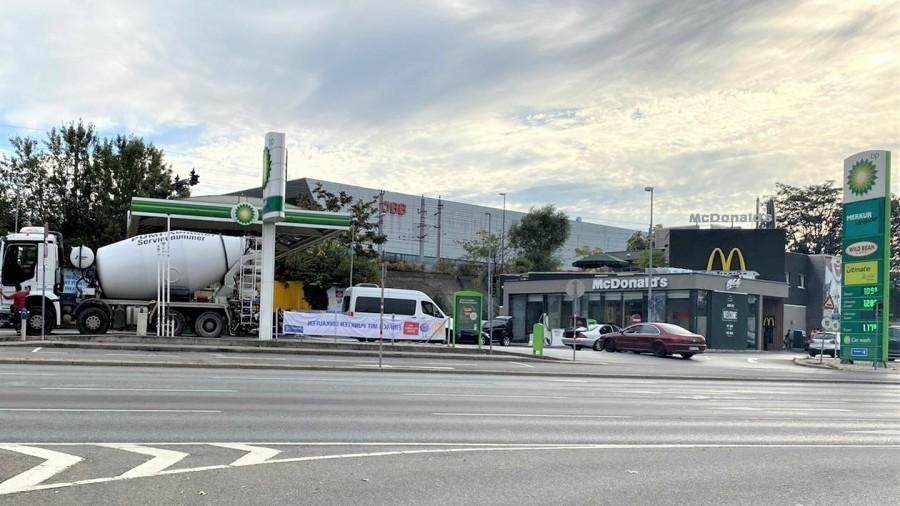 Problematični parking u Beču / Foto: Fenix (S. Herek)