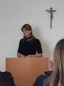 Karolina Vidović Krišto u Stuttgartu / Foto: Fenix