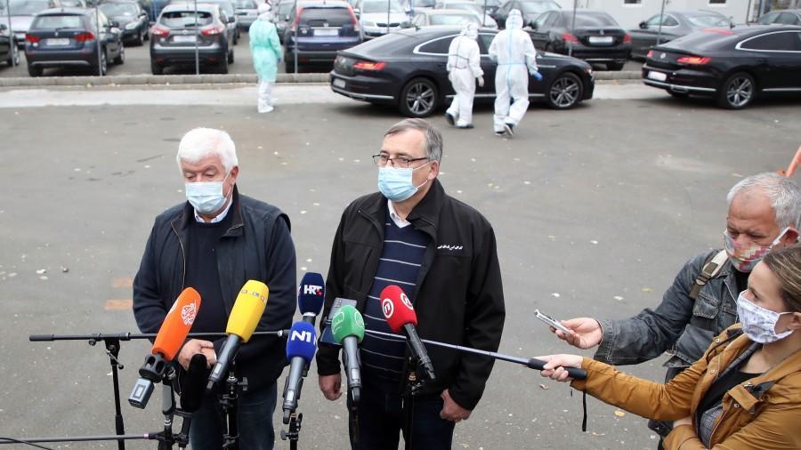 HRVATSKA UVODI DODATNE MJERE: Capak smatra da s obzirom na velik broj zaraženih koronavirusom, postojeće mjere očito nisu dale rezultate