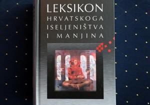 Leksikon hrvatskoga iseljeništva i manjina / Foto: Hina