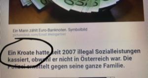 Hrvat _ Austrija