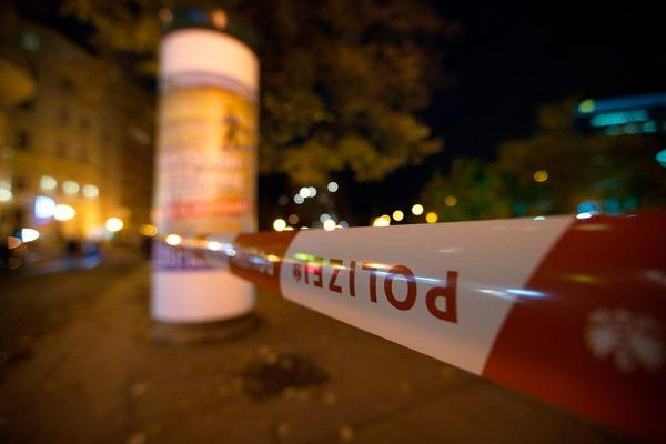 Policijska traka u Beču (Ilustracija) / Foto: Fenix (Z. Cindrić)