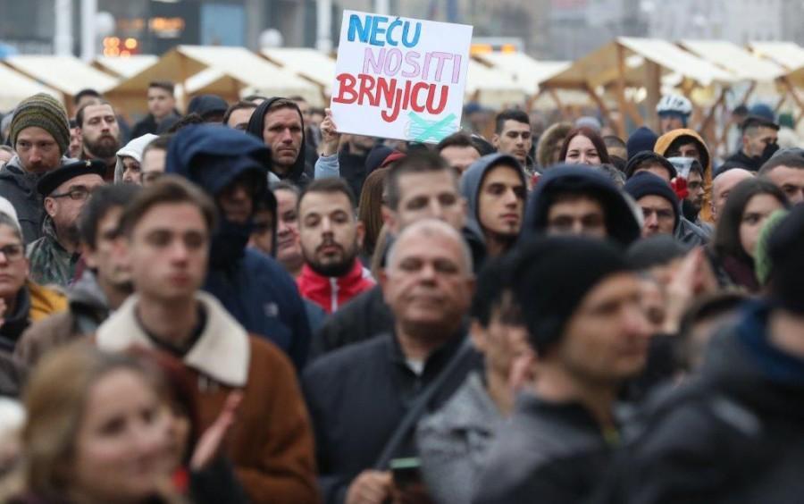 Prosved Zagreb 55 brnjica u