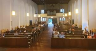 Sv. Misa u HKZ Sv. Nikola Tavelić u Stuttgart-Bad Cannstatt