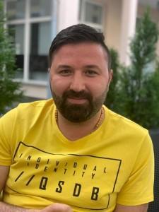 Slika Jure Vojkovoć, tajnik KSC Ehingen