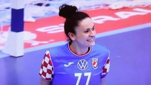 Valentina Blažević proglašena je igračicom utakmice / Foto: Fenix (Preslik PS)