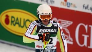 Pobjednik utrke Linus Strasser (Njemačka) / Foto: Hina