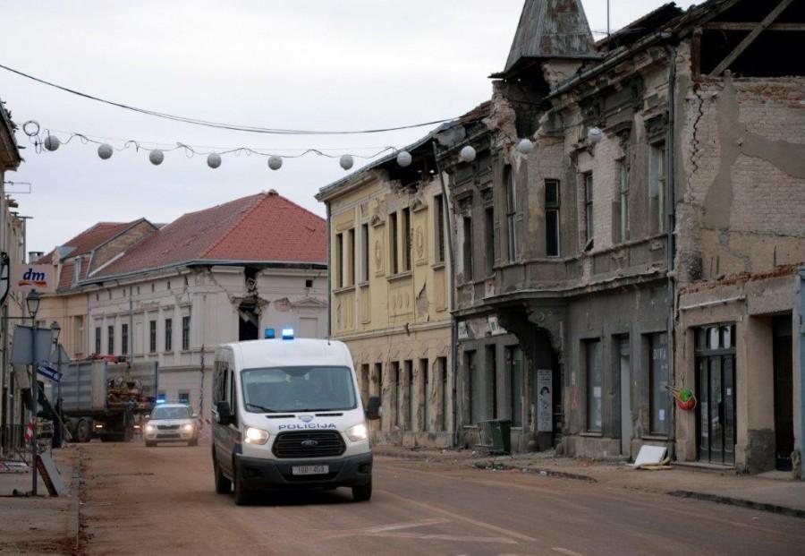 AKTIVIRAO EKSPLOZIVNU NAPRAVU: Muškarac počinio samoubojstvo u Petrinji, gradonačelnik Petrinje potvrdio kako se radi o hrvatskom branitelju