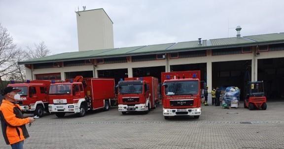 DRAMATIČNA NOĆ U KASSELU: Netko namjerno zapalio kamione, vozač hrvatske prijevozničke tvrtke spasio se u zadnji trenutak