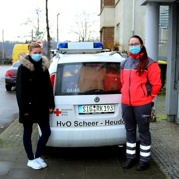 Volonterke Crvenog križa / Foto: Fenix