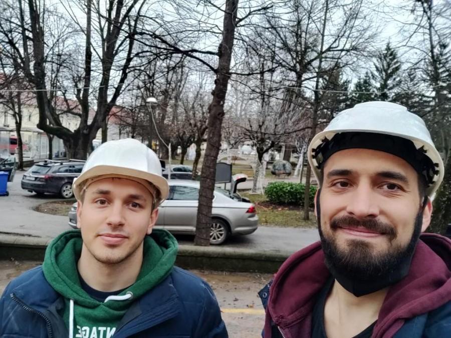 Boris i Igor Vrga