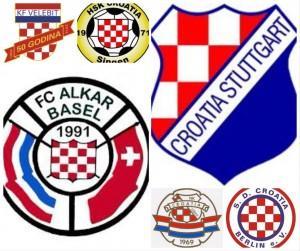 Logo klubova / Foto Preslik FM
