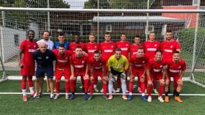 2. Croatia Stuttgart 1