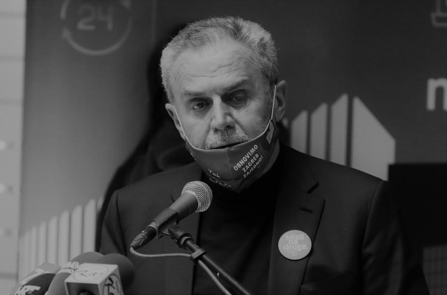 Milan Bandić / Foto: Hina