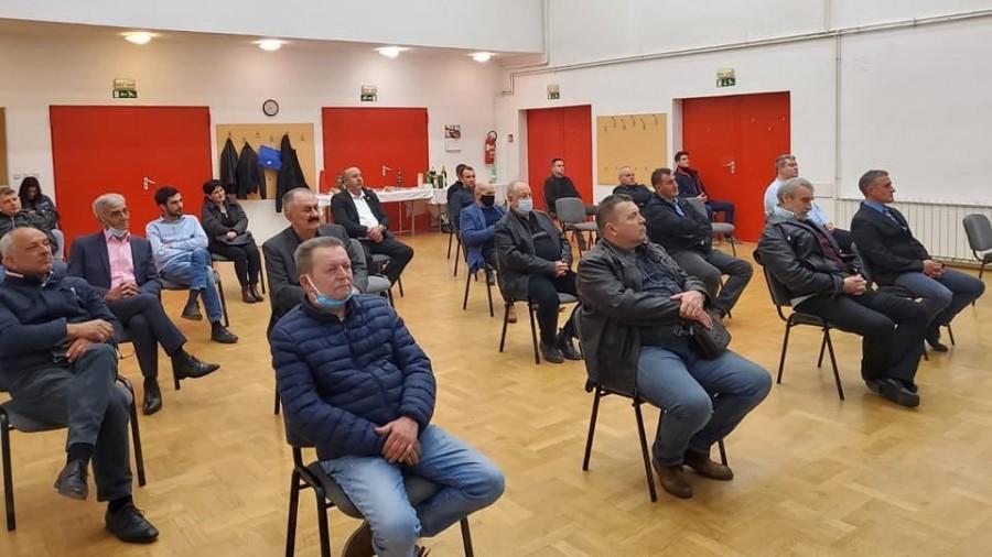 Izborni zbor HSP-a Novi Zagreb - zapad / Foto: Fenix (HSP)