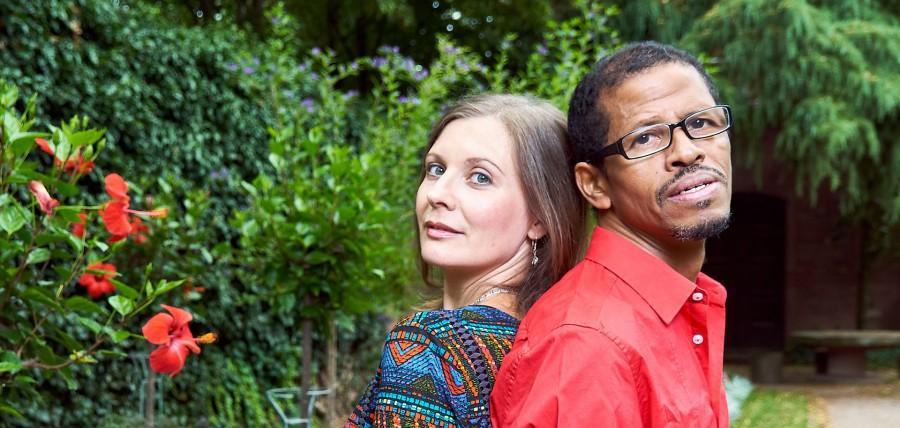 supružnici Natalia Volkova (Ruskinja) i Alfredo Ramirez (Peruanac) / Foto: Fenix (V.F.)
