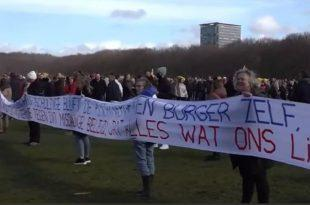 Prosvjed Den Haag