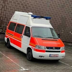 Vozilo hitne medicinske pomoći / Foto: Fenix (Z.B.)