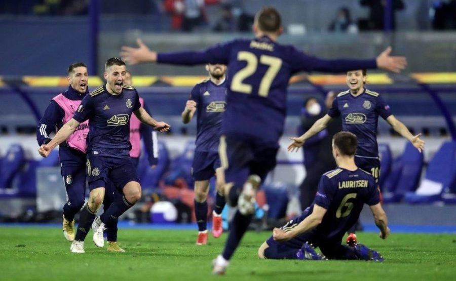 Dinamo - Tottenham