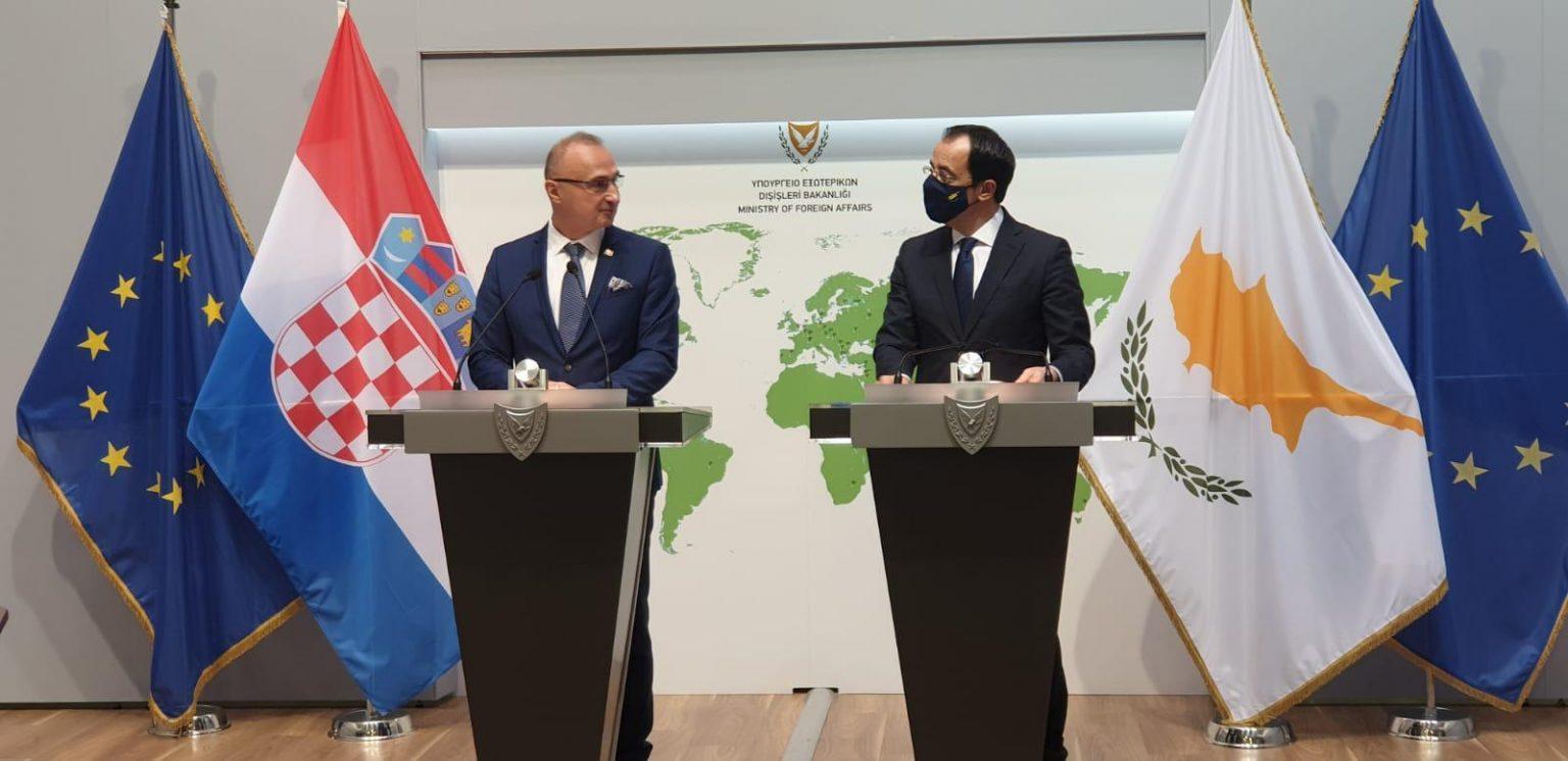 Radman na Cipru : Hrvatska želi ući u klub M7 Gordan-grlic-radman-cipar-1-1536x746