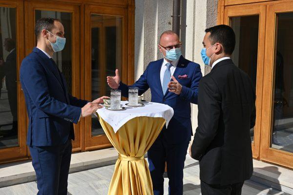 Slovenija, Hrvatska i Italija potpisale zajedničku izjavu
