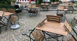 stolice restoran terasa