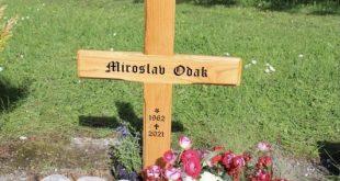 grob Miroslav Odak