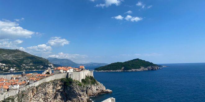 Dubrovnik nebo lokrum