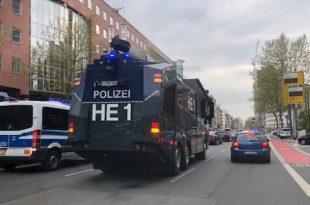 Frankfurtska policija