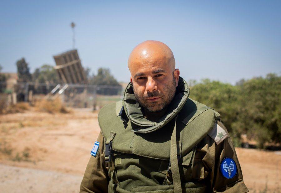 Glasnogovornik Izrael