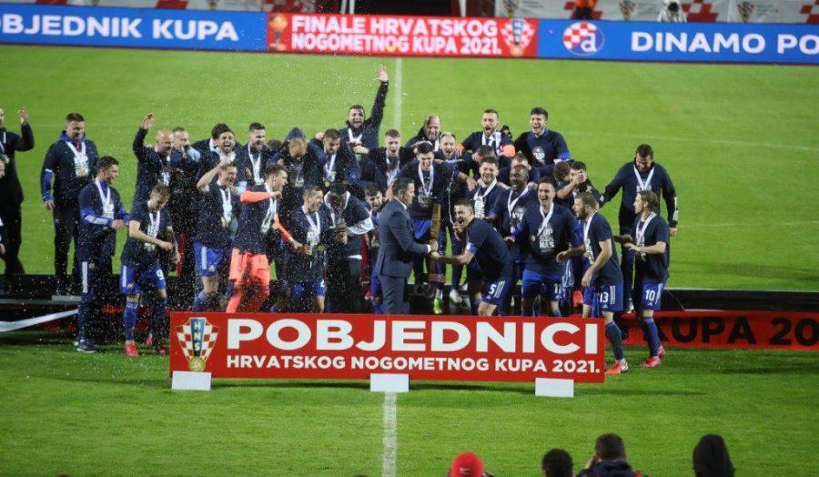 Dinamo Hrvatski kup
