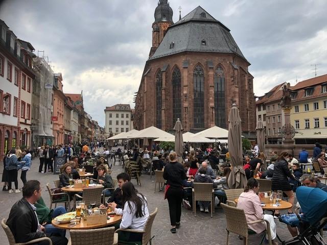 Heidelberg restoran
